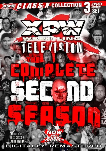 XPW Class-X Presents: XPW-TV the Complete Second Season