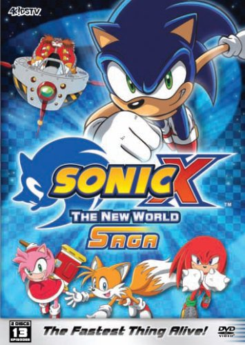 Sonic X: New World Saga