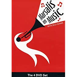 Marsalis on Music (4pc)