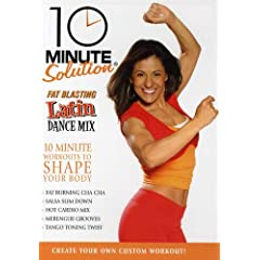 10 Minute Solution-Fat Blasting Latin Dance Mix