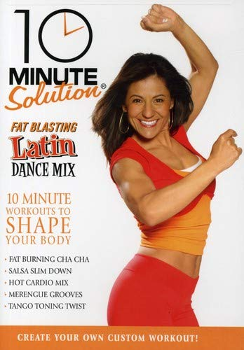 10 Minute Solution-Fat Blasting Latin Dance Mix