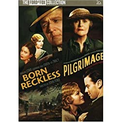 Pilgrimage / Born Reckless (The Ford at Fox Collection Double Feature)