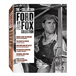 Ford At Fox Collection: The Essential John Ford Collection (The Frontier Marshall / My Darling Clementine / Drums Along the Mohawk / How Green Was My Valley / The Grapes of Wrath / Becoming John Ford)
