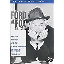 Ford At Fox Collection: John Ford's American Comedies (Steamboat Around the Bend / Judge Priest / Doctor Bull / When Willie Comes Marching Home / Up the River / What Price Glory)