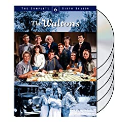 The Waltons - The Complete Sixth Season