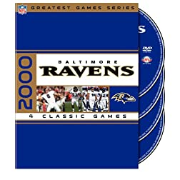Baltimore Ravens 2000 Playoffs: NFL Greatest Games