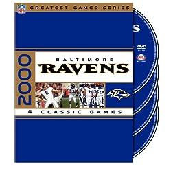 Baltimore Ravens 2000 Playoffs: NFL Greatest Games