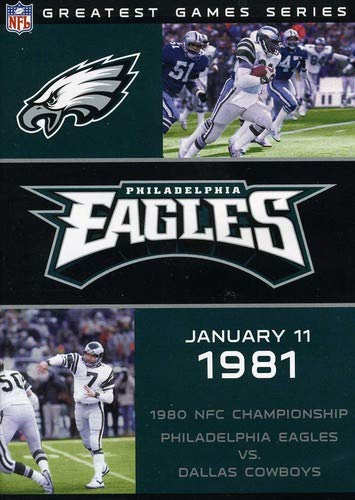 NFL: Greatest Games - Philadelphia Eagles 1980 NFC Championship Game