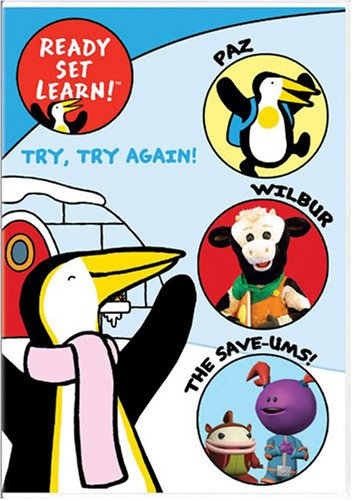 Ready Set Learn: Try, Try Again! (Vol. 1)