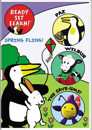Ready, Set, Learn!: Spring Fling (Vol. 2)