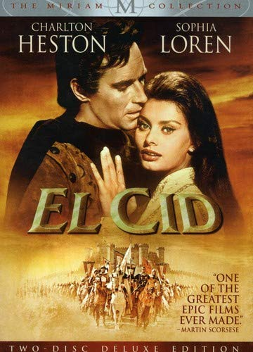 El Cid (Two-Disc Deluxe Edition) (The Miriam Collection)