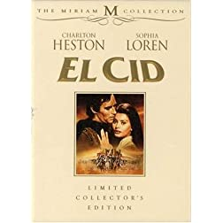 El Cid (Two-Disc Limited Collector's Edition)