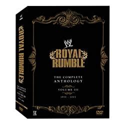 WWE Royal Rumble - The Complete Anthology, Vol. 3