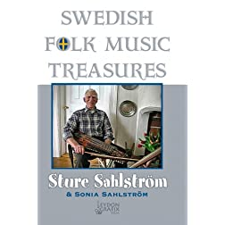 Swedish Folk Music Treasures: Sture Sahlstrom