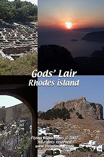 Gods' Lair - Rhodes Island