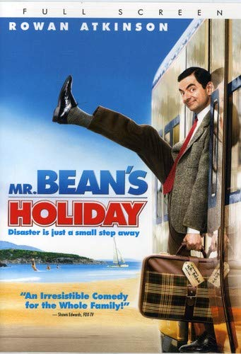 Mr. Bean's Holiday (Full Screen Edition)