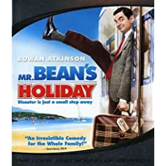 Mr. Bean's Holiday (Combo HD DVD and Standard DVD) [HD DVD]