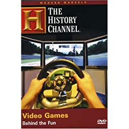 Modern Marvels - Video Games - Behind the Fun (History Channel)