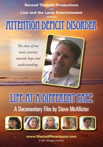 Attention Deficit Disorder: Life at a Different Pace