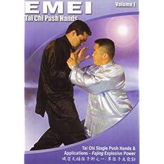 Tai Chi Emei Push Hands: Volumes One