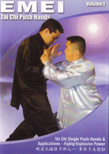 Tai Chi Emei Push Hands: Volumes One