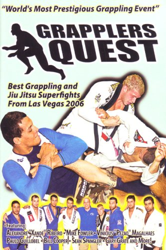"Grapplers Quest ""9th West: Best Grappling and Jiu Jitsu Superfights from Las Vegas 2006"""