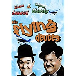 The Flying Dueces [Remastered] 1939
