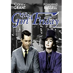 His Girl Friday [Remastered] (1940)