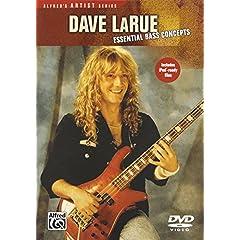 Dave Larue: Essential Bass Concepts