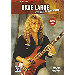 Dave Larue: Essential Bass Concepts