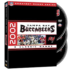 Tampa Bay Buccaneers 2002 Playoffs: NFL Greatest Games