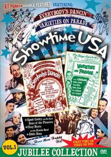 Showtime USA, Vol. 1: Everybody's Dancin' and Varieties on Parade