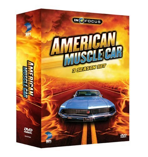 InFocus: American Muscle Car