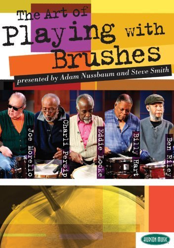 The Art of Playing with Brushes DVD/Play Along CD