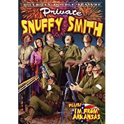 Hillbilly Double Feature:  Private Snuffy Smith (1942) / I'm From Arkansas (1944)