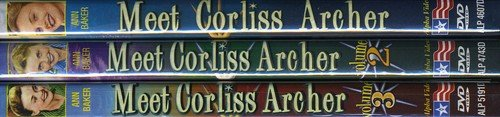 Meet Corliss Archier - Volumes 1-3 (3-DVD)