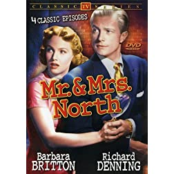 Mr. & Mrs. North - Volumes 1-8 (8-DVD)