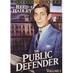 Public Defender - Volumes 1-3 (3-DVD)
