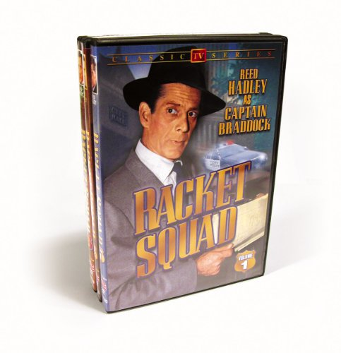 Racket Squad - Volumes 1-3 (3-DVD)