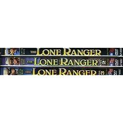 Lone Ranger - Volumes 1-3 (3-DVD)