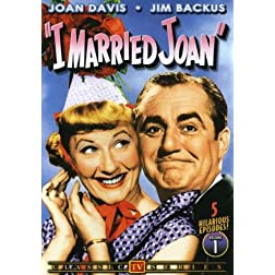 I Married Joan - Volumes 1-3 (3-DVD)