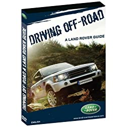 Driving Off-Road - A Land Rover Guide (English / Spanish / French)