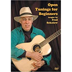 Open Tunings for Beginners