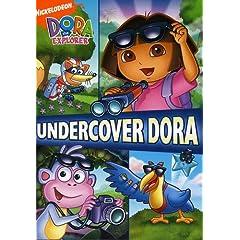 Dora The Explorer - Undercover Dora
