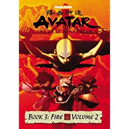 Avatar The Last Airbender - Book 3 Fire, Vol 2