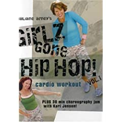 Juliane Arney: Girlz Gone Hip Hop Cardio Workout