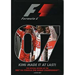 The Official Review of the 2007 FIA Formula One Championship / F1 / FOne/ Formula 1
