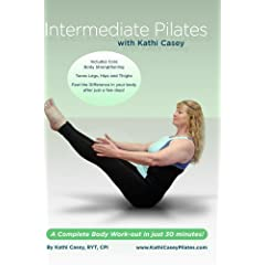 Intermediate Pilates with Kathi Casey