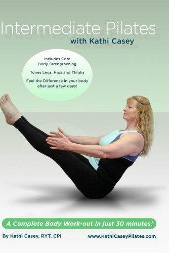 Intermediate Pilates with Kathi Casey