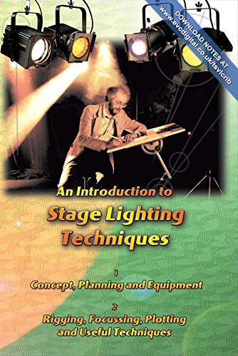 Theatre Skills DVD - 'An Introduction to Stage Lighting Techniques' - 2 Disc Set